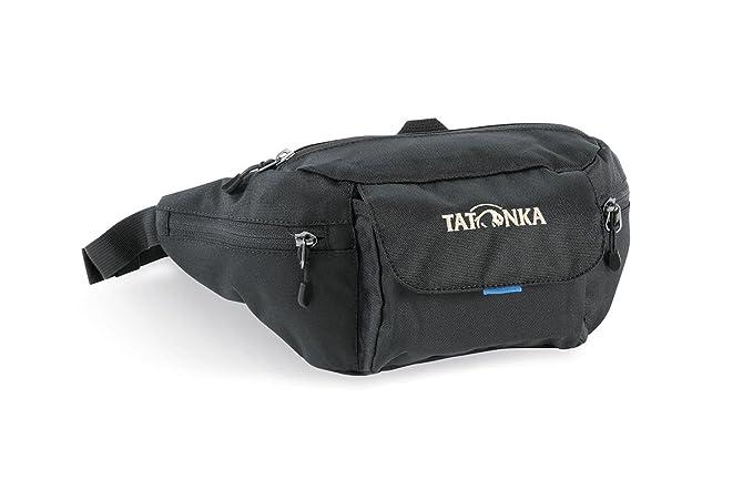 Tatonka Funny Bag S Tasche Hüfttasche Gürteltasche schwarz mit 2 Taschen