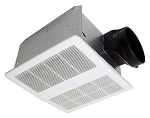 KAZE APPLIANCE SE110T Bathroom Fan, White