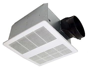 kaze appliance se110t ultra quiet bathroom exhaust ventilation fan rh amazon com Bathroom Exhaust Fan Motors Bathroom Exhaust Fan Covers