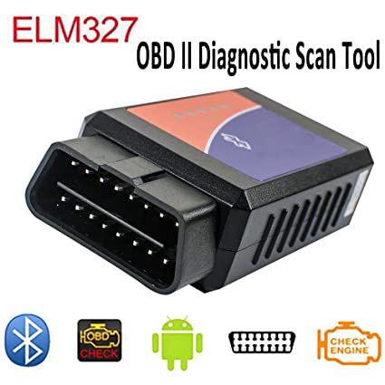 Amazon com: Vinmax ELM327 V2 1 Bluetooth Car OBD2 Scanner Android