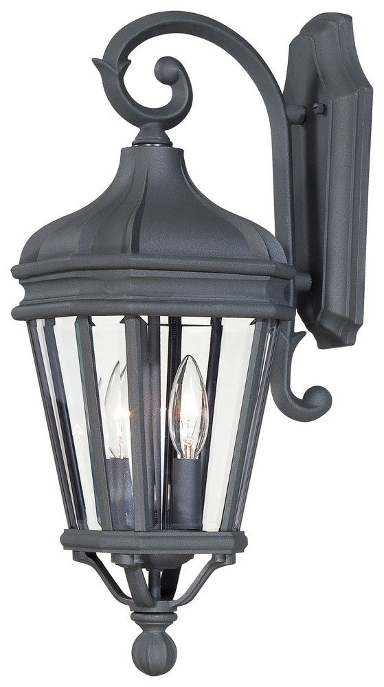 Minka Lavery 8691-66 Two Light Wall Mount