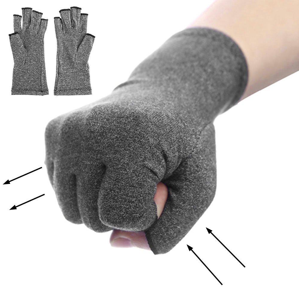 Wrightus Arthritis Gloves , Compression Gloves for Rheumatoid \u0026  Osteoarthritis , Hand Gloves