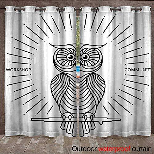 Vintage Owl Outdoor Lights in US - 7