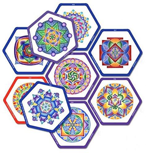 SOLFEGGIO MANDALA MEDITATION DECK 3: The Universal Frequencies (nine 3.2534; x 3.7534; cards) pdf