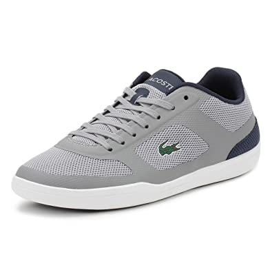 6005a2989 Lacoste Men Shoes Sneakers Court Minimal Sport 117 1 Cam  Amazon.co ...