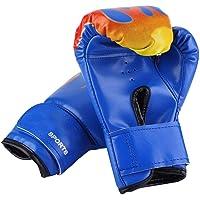 Guantes de Boxeo, peleas de Boxeo Infantil Muay Thai Sparring Punching Kickboxing Grappling Sandbag Gloves