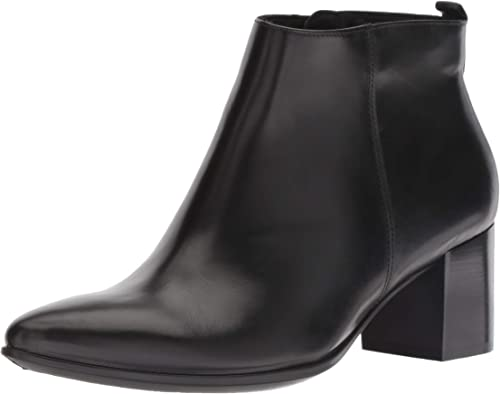 Shape 45 Block Bootie Ankle Boot