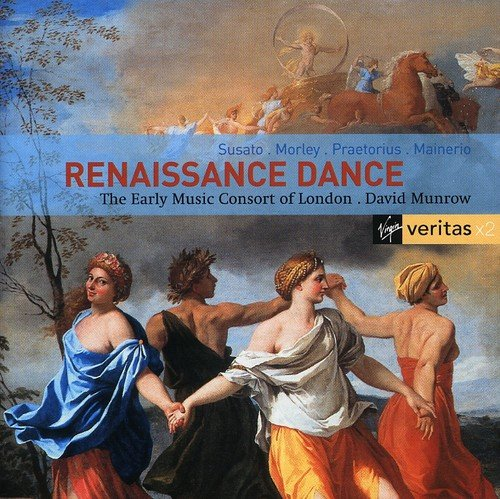 Renaissance Dance: The Early Music Consort of London. David (Early Dance Music)