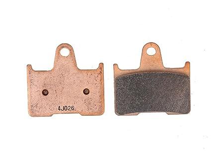 Jack Tarmac Jtb640 Sintered Brake Pads
