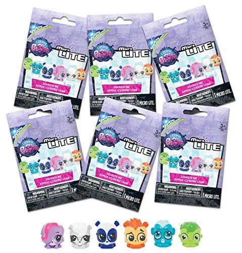 Tech4Kids Tech 4 Kids Littlest Pet Shop Micro Lite (6 Pac...