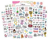 bloom daily planners New Pregnancy & Baby's First Year Planner Sticker Pack - 350 Stickers!