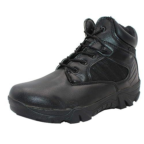 70570bf8d Uirend Hombres Zapatos Calzado de Uniformes Técnico y de Seguridad ...