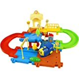 Popsugar 30Pcs Block Train Play Set