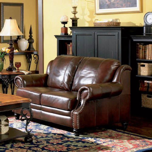 Coaster Home Furnishings Traditional Loveseat
