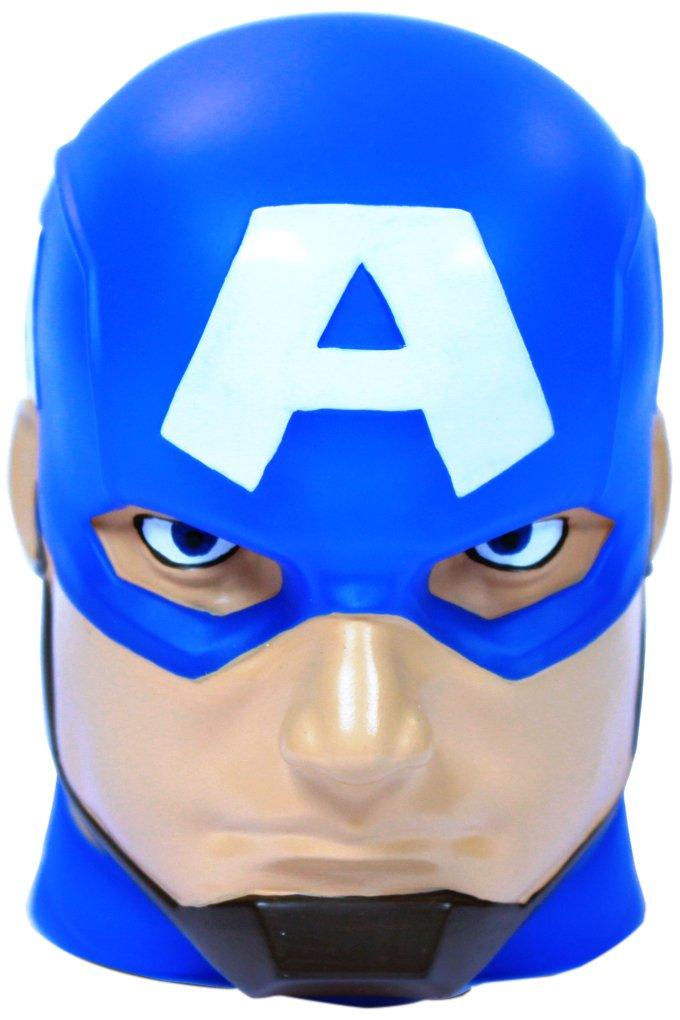 pl/ástico azul Linternar Spider-Man Marvel luz de cambio de color mate rojo Rojo
