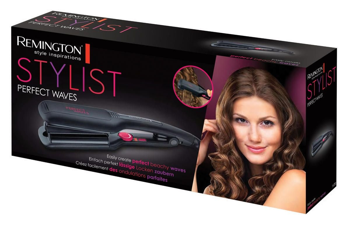 Delightful Remington S6280 Stylist Perfect Waves: Amazon.co.uk: Health U0026 Personal Care