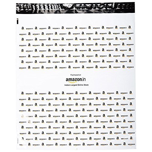Dynaflex Amazon Branded Polybag (19 X 17 Inches) -100 Polybags Price & Reviews