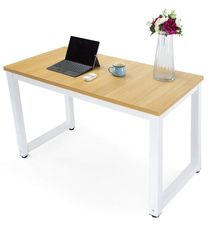 Amazon Com Garden Bean 47 Wooden Home Office Computer Desks Modern
