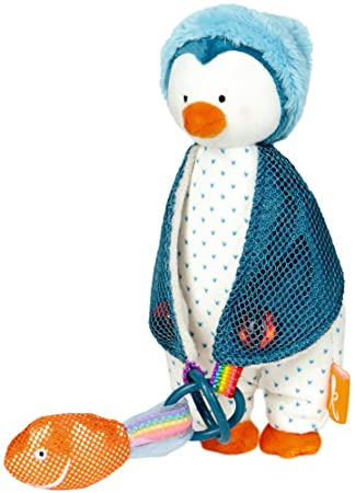 Chupete Pingüino Colección Kuckuck Spiegelburg: Amazon.es: Juguetes y juegos