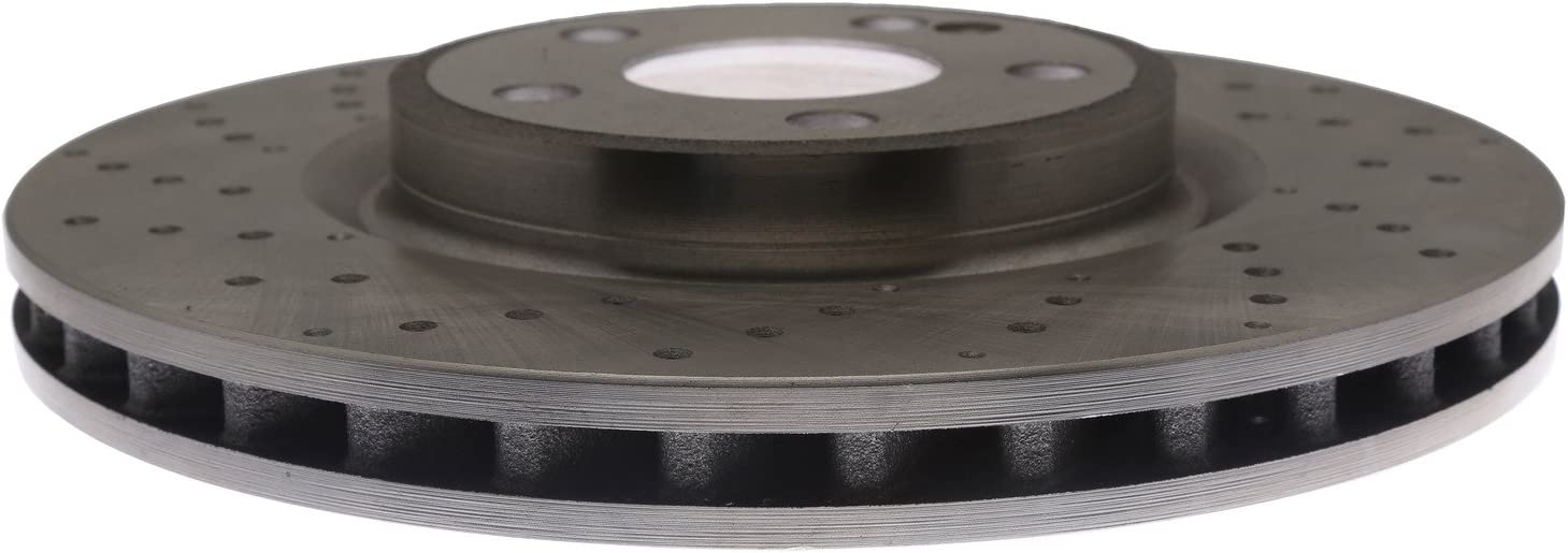 ACDelco 18A81470A Advantage Front Disc Brake Rotor