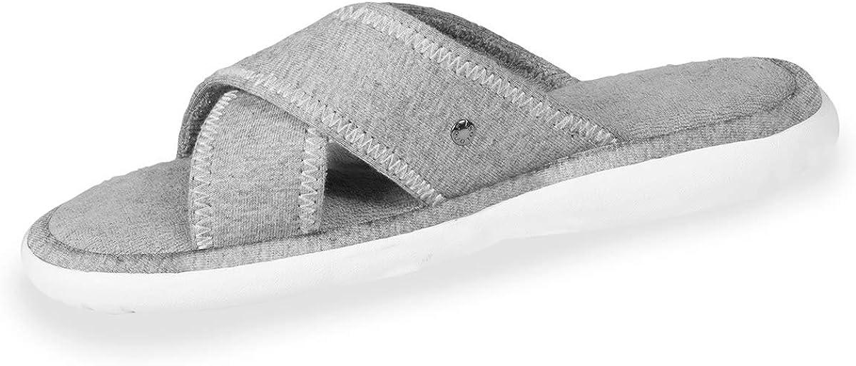 Isotoner - Zapatillas de Estar por Casa Mujer
