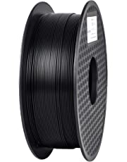 1.75mm PLA 3D Printer Filament,Geeetech PLA Filament,1 Kg Spool(2.2 lbs),Black PLA
