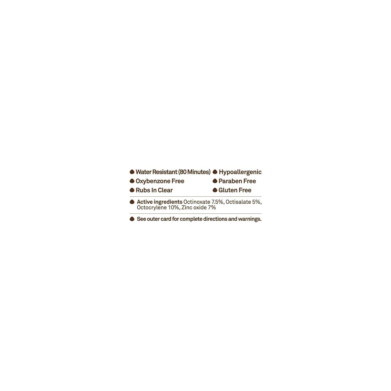 Sun Bum Unisex Clear Zinc Spf 50 Clear 1OZ