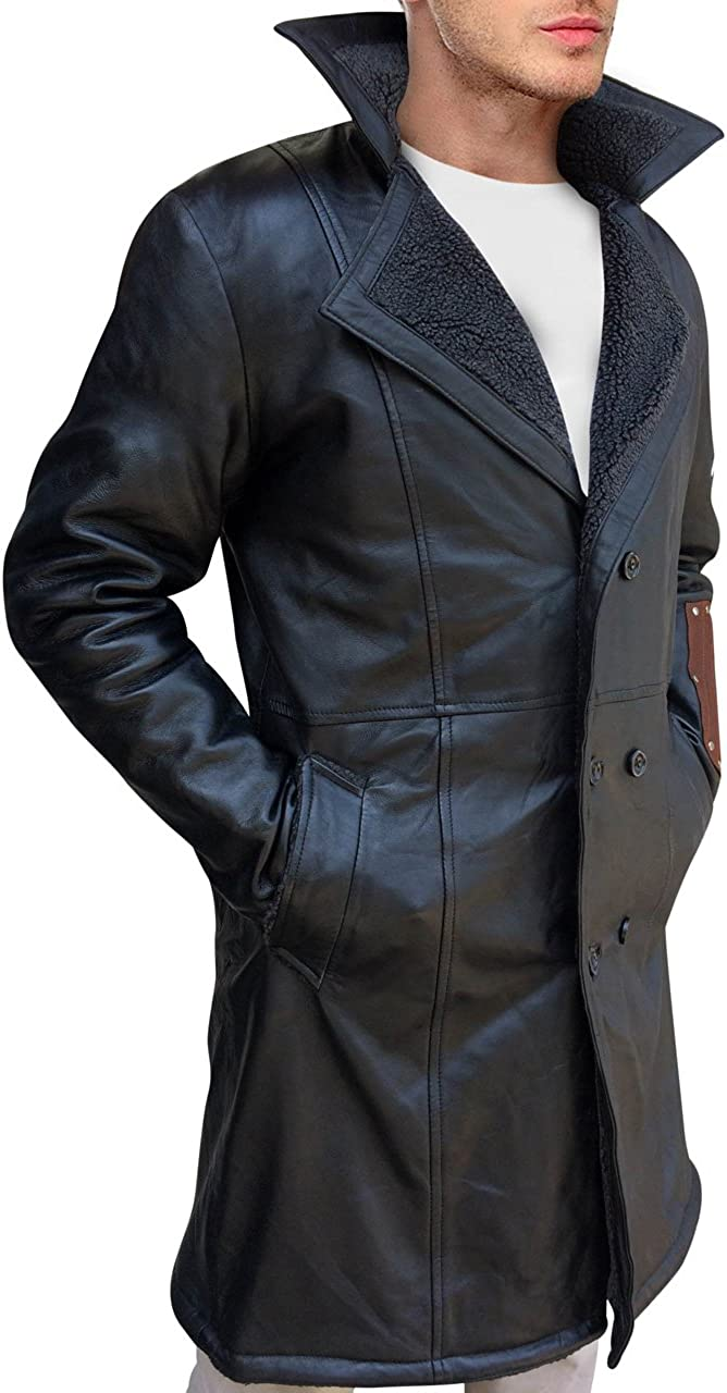 Captain Jai Hills Boomerang Alex Courtney Coat
