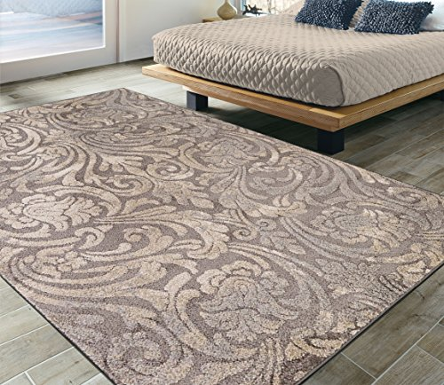- Silk Road Concepts SR-URB4153-5X7 Urban Collection Rugs, 5'3