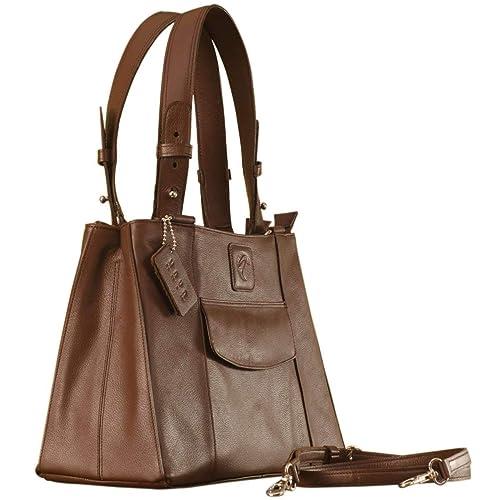 eZeeBags Dark, tall   handsome, Maya Collection YA824v1 by eZeeBags ladies leather  handbag - ecd1f42fd8