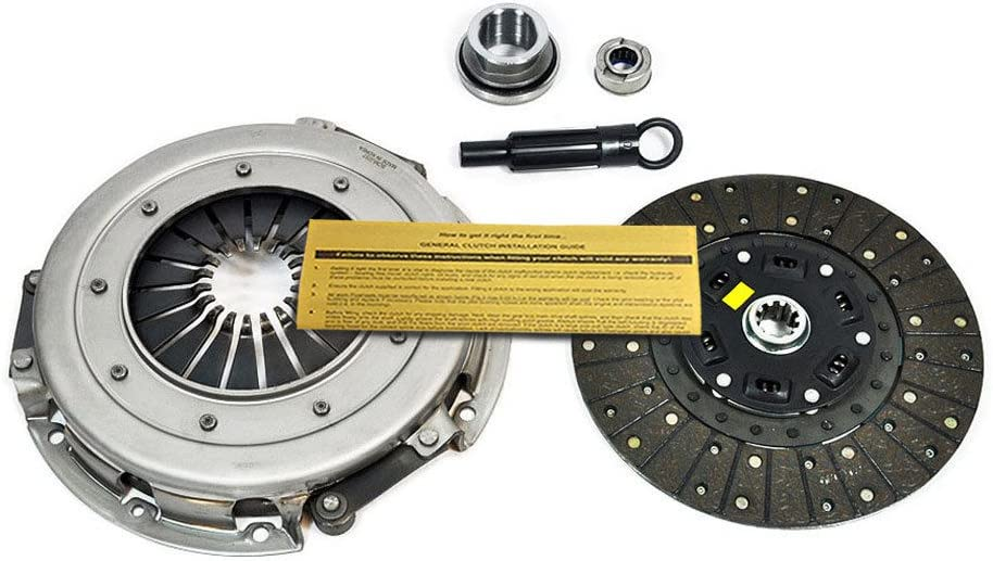 EFT HEAVY-DUTY CLUTCH KIT FOR 1986-1//2001 FORD MUSTANG GT LX 5.0L 302 4.6L 281