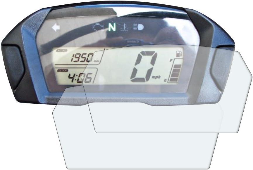 CTX700 2014 Displayschutzfolie Tachoschutzfolie 2 x Entspiegelt