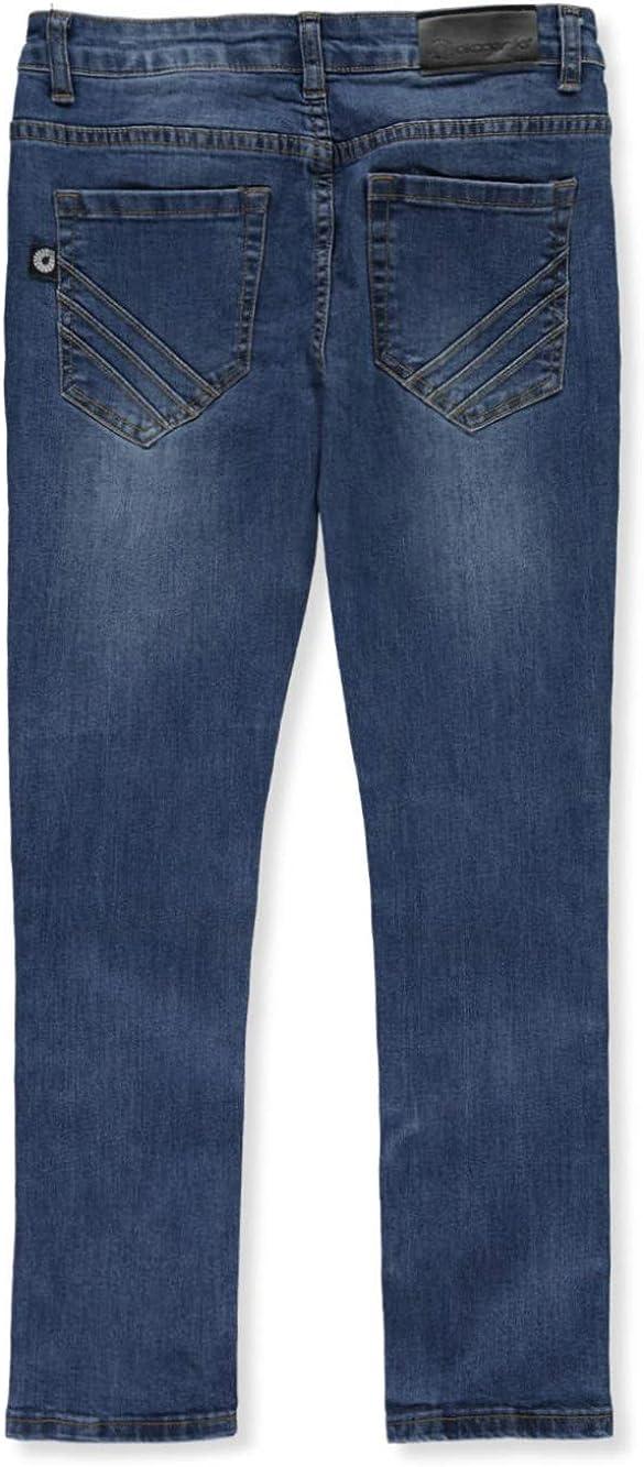 AKADEMIKS Boys Fan Pocket Jeans