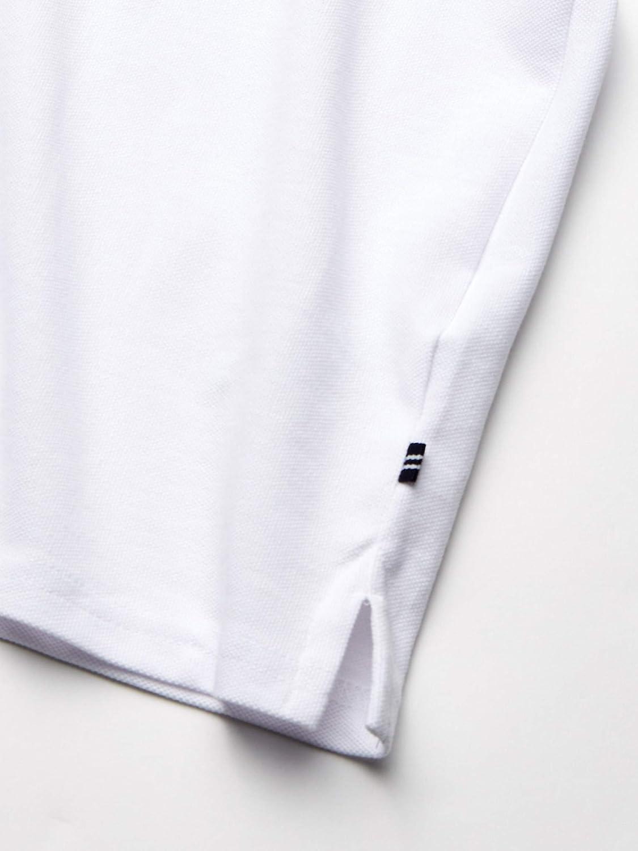 Nautica Boys Little Short Sleeve Solid Polo