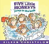 Five Little Monkeys Jump in the Bath, Eileen Christelow, 0547875274