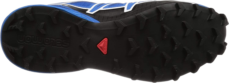 Pointure: EU 40 2//3 Sky Diver//Indigo Bunting//Black Salomon Homme Chaussures de Trail Running Couleur: Bleu SPEEDCROSS 4 GTX