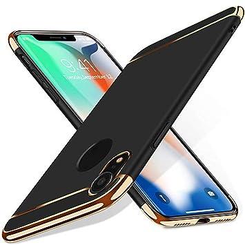 coque iphone xr coloré simple