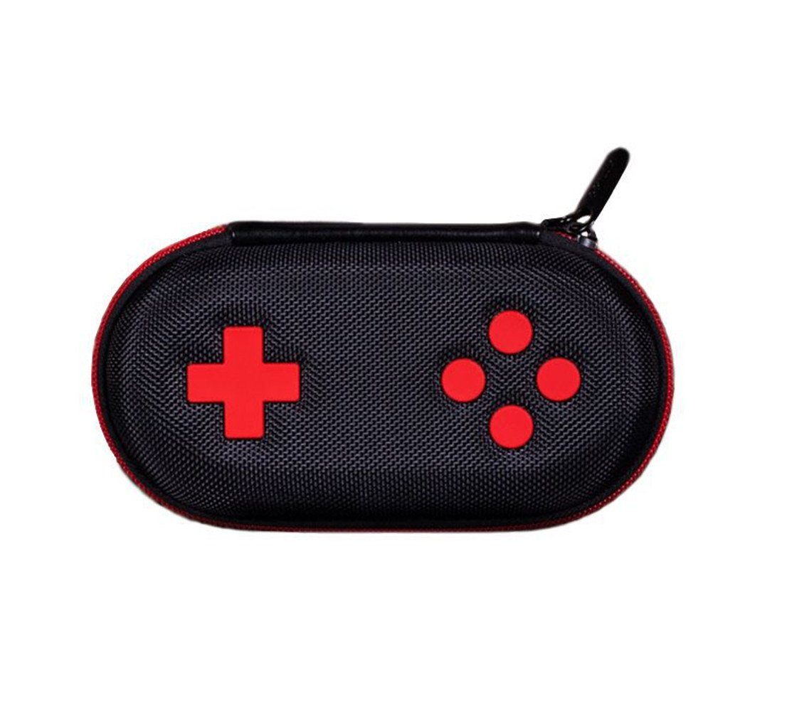 8bitdo Classic Controller Bag Travel Protection Case For Ps2 Layout Wirefull Poker Gambling And Sfc Snes30 Pro Fc30 Gamepad Computers Accessories