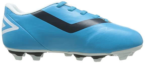Umbro Geo Flare Shield Fg Jnr - Botas de Fútbol de material sintético hombre yttiXj