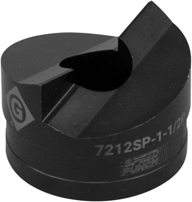 Greenlee 7212SP-1-1//2P KNOCKOUT CONDUIT PUNCH
