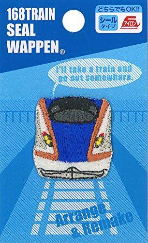 いろはism トレイン シールワッペン 1枚入 W7 系 北陸新幹線 TR380-TR60