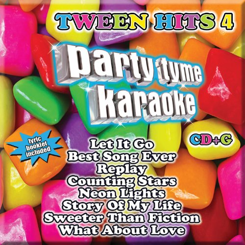 Party Tyme Karaoke - Tween Hits 4 [8+8 Song (Pop Hits Karaoke)
