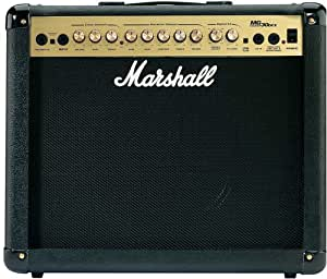 marshall mg30dfx combo amplifier electric guitar combo amp home audio theater. Black Bedroom Furniture Sets. Home Design Ideas