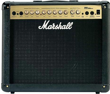 Marshall mg30dfx amplificador combo guitarra eléctrica Combo Amp: Amazon.es: Electrónica