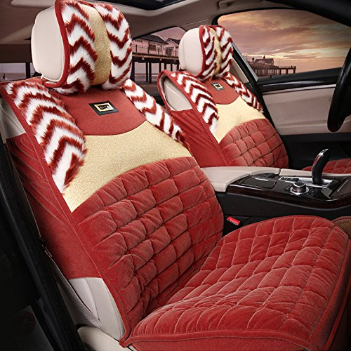 YZL Car Seat Cover Cushions Front Rear Full Set The Fish