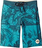 O'Neill Big Boys' Inverted Cruzer Boardshort, Aqua, 29