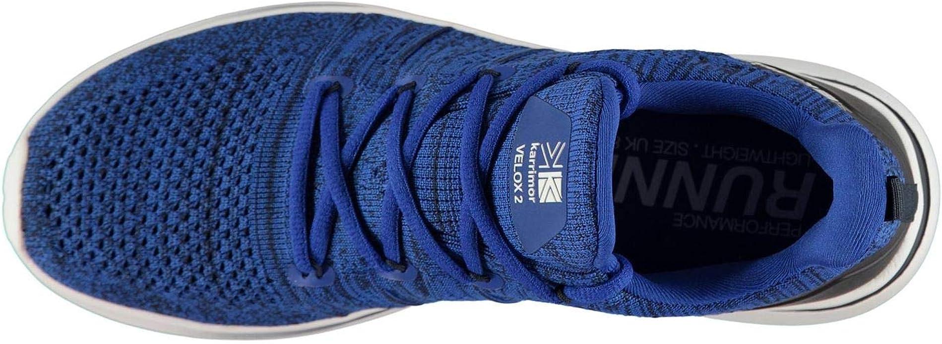 Karrimor Mens Velox 2 Running Shoe Blue