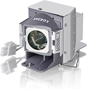 Angrox RLC-078 Replacement Projector Lamp Bulb for ViewSonic PJD5134 PJD5132 PJD5234L PJD6543W PJD5232L PJD6235 PJD6245 Projector.