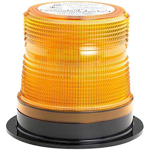 - Micro-BurstTM Amber Strobe Light