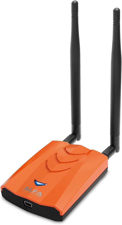 ALFA Network AWUS052NH -Dongle de wifi, 2.4/ 5GHz Dual Band ...